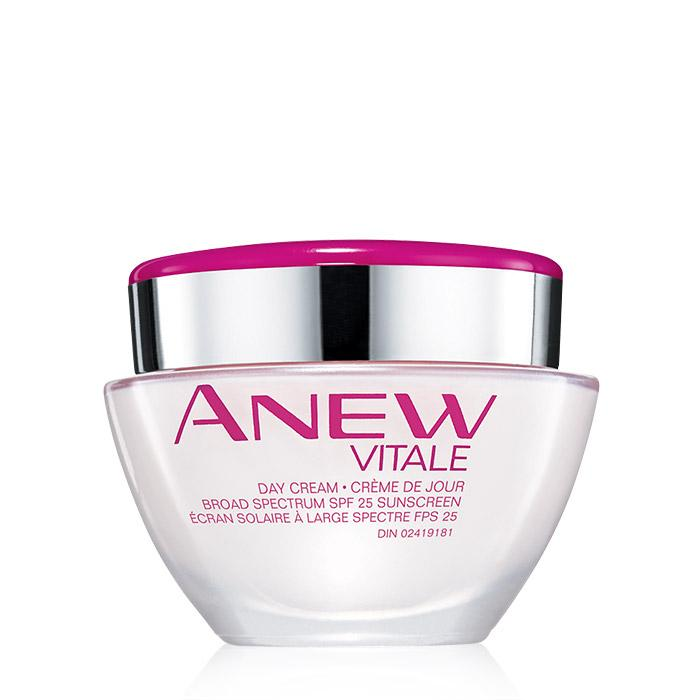 Anew Vitale Day Cream Broad Spectrum SPF 25